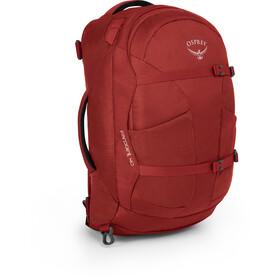 Osprey Farpoint 40 Backpack M/L Jasper Red